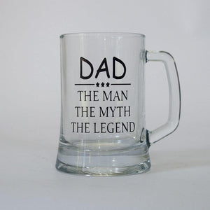 Beer Stein, Dad, the man, the myth the legened