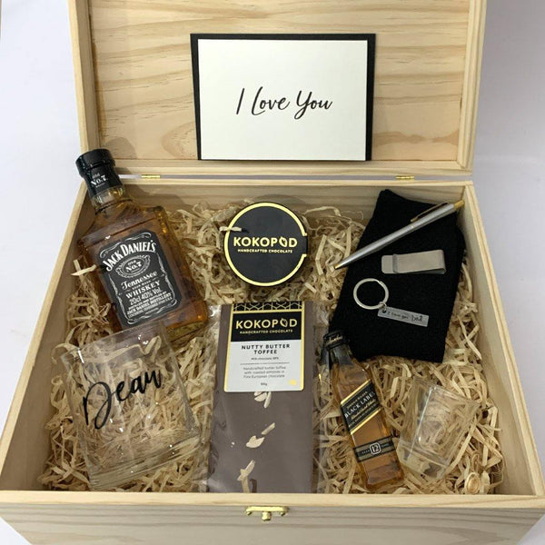 fathers day luxury hamper