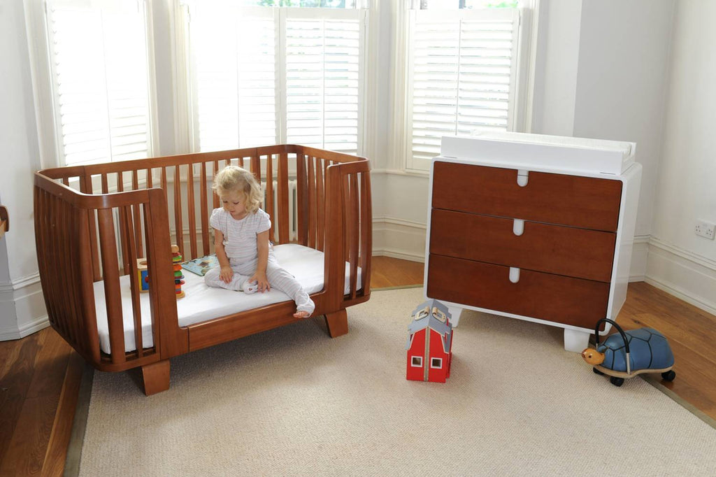 Junior bedrail for Oak Retro bed