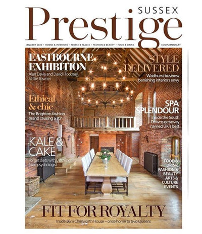 Graysey in Sussex Prestige January 2020 Edition
