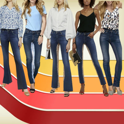 I Love Jeans Blog - JEAKS™ A HYBRID JEAN WITH HIDDEN POWERS