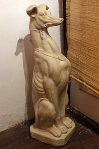 Composition of a Dog 85cm Tall - THE VINTAGE LOOK Henley-on-Thames