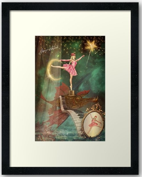 Reach for the Stars...Framed Print - THE VINTAGE LOOK Henley-on-Thames