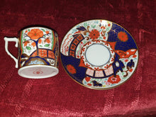 Load image into Gallery viewer, Set of 6 Royal Crown Derby cups and saucers - The Vintage Look Henely