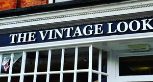 The Vintage Look Gift Card - THE VINTAGE LOOK Henley-on-Thames