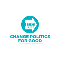OFFICIAL Brexit Party 8 Foot x 4 Foot Correx