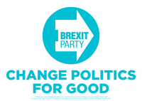OFFICIAL Brexit Party A2 Correx  x 1