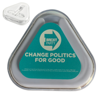 OFFICIAL Brexit Party Earbuds