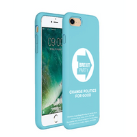 OFFICIAL Brexit Party Silicon iPhone Case