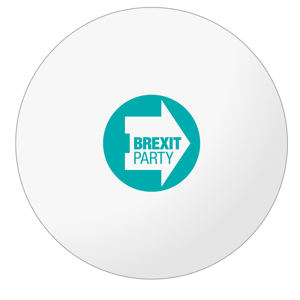 OFFICIAL Brexit Party Stress Ball Round