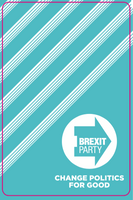 OFFICIAL Brexit Party Playing Cards