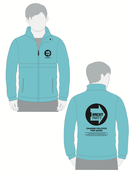 OFFICIAL Brexit Party Jacket