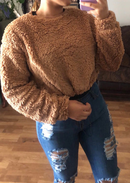 Kristine Sweater (Brown)