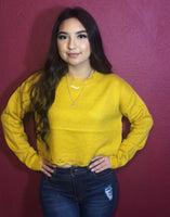 Odalys Sweater (yellow)