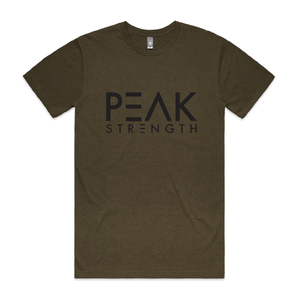 Peak Strength Marle Tee Mens