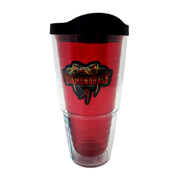 Diamondback Tervis Tumbler w/Patch 24oz