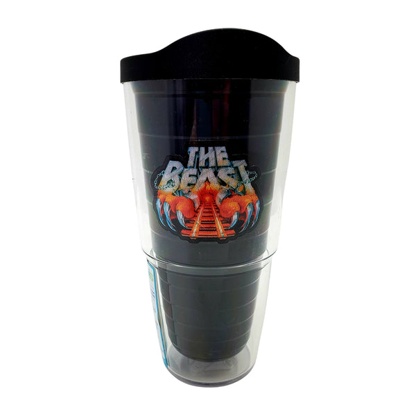 Beast Tervis Tumbler w/Patch 24oz