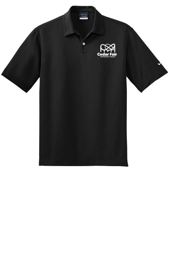 KI Employee Nike Unisex Dri-FIT Pebble Texture Polo