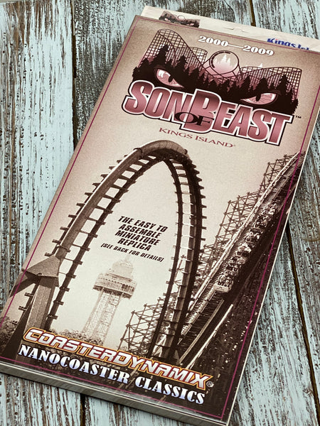 Son of Beast Nanocoaster