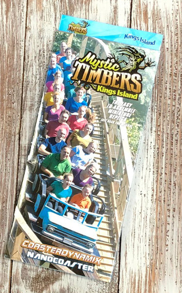 Mystic Timbers Nanocoaster