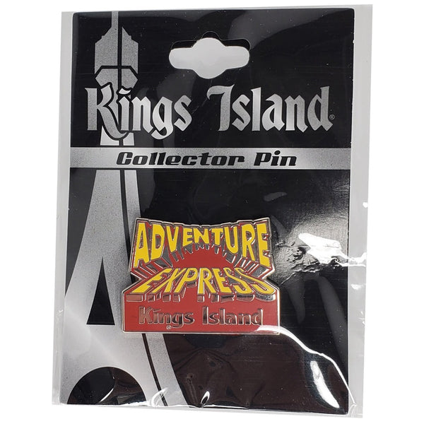 Adventure Express Collectible Pin