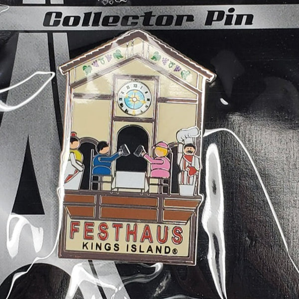 Festhaus Collectible Pin