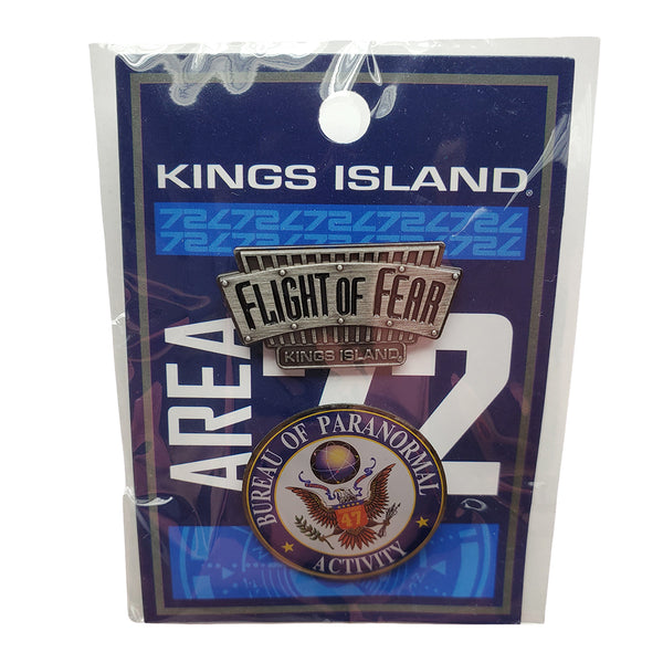 Flight of Fear Collectible Pin