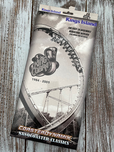 King Cobra Nanocoaster