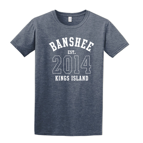 Kings Island Established Tee