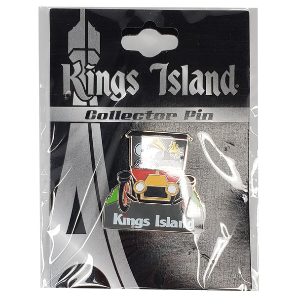 Kings Island Collectible Pin