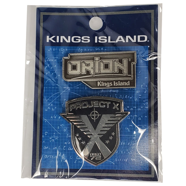 Orion - Project X Collectible Pin