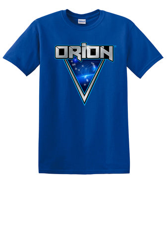 Orion Exclusive Royal Blue Gildan Cotton Tee -  Size 3X