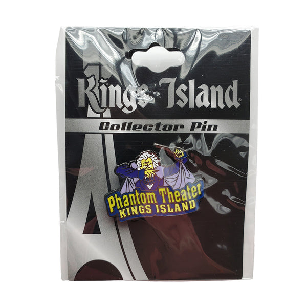 Phantom Theater Collectible Pin