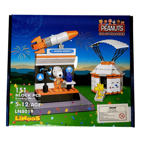 Linoos Space Pod/Rocket 151 PC
