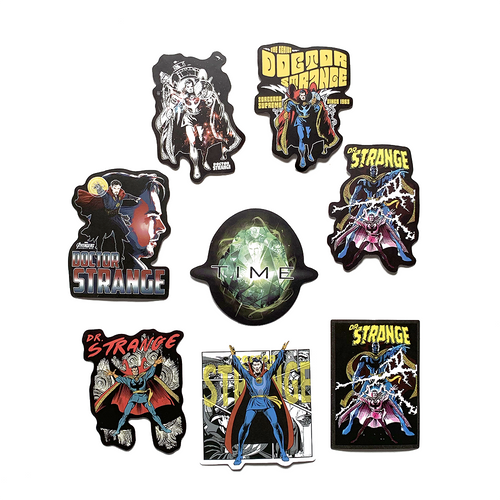 Stickers Marvel Doctor Strange (lot de 8)