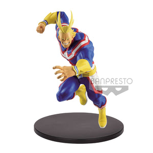 My Hero Academia statuette The Amazing Heroes All Might