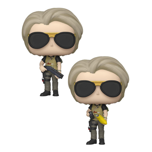 Terminator: Dark Fate figurine POP! Sarah Connor #818 Chase (EDITION LIMITEE)