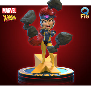 X-Men diorama Marvel Q-Fig Jean Grey