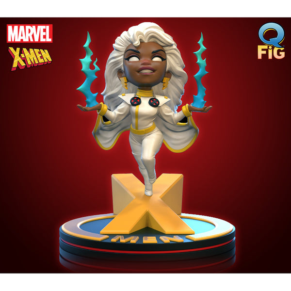 X-Men diorama Marvel Q-Fig Storm