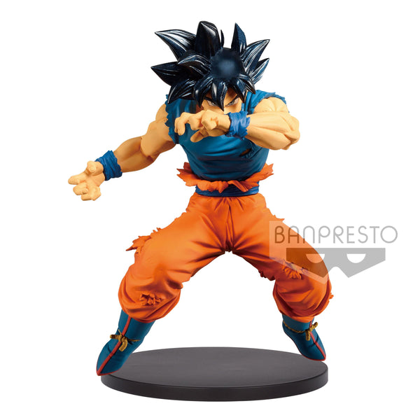 Dragon Ball Super figurine Blood of Saiyans Ultra Instinct Sign Son Goku