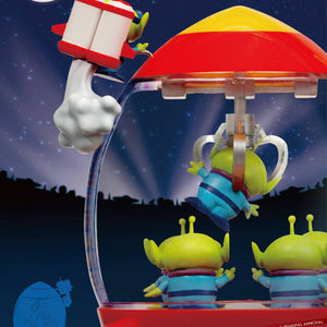 Toy Story diorama D-Stage Pixar Alien's Rocket EDITION DELUXE #031