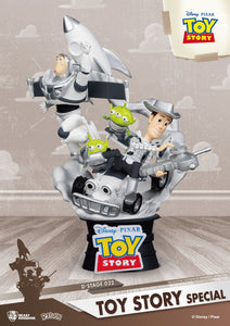 Toy Story diorama D-Stage Pixar EDITION SPECIALE #032