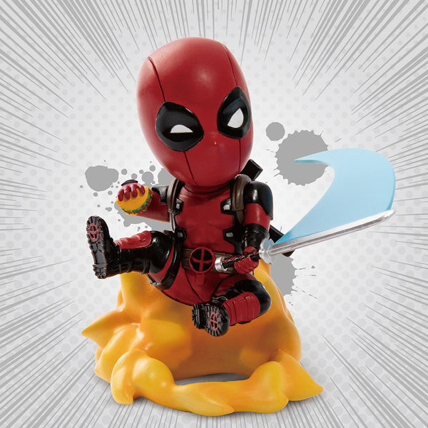 Deadpool figurine Mini Egg Attack Marvel Comics Ambush