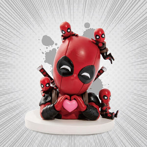 Deadpool figurine Mini Egg Attack Marvel Comics Day dream