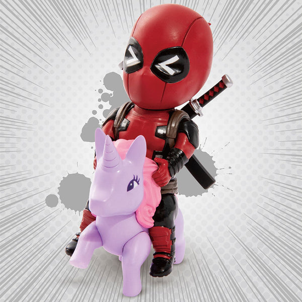 Deadpool figurine Mini Egg Attack Marvel Comics Pony
