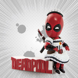 Deadpool figurine Mini Egg Attack Marvel Comics Servant
