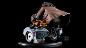 Harry Potter diorama Q-Fig MAX Harry Potter et Hagrid