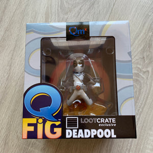 Deadpool X-Force diorama Marvel Q-Fig LC Exclusive
