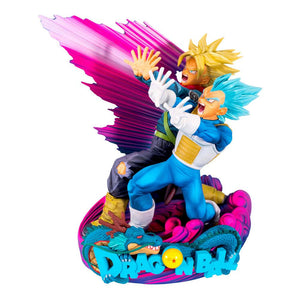 Dragonball Super figurine Vegeta & Trunks Special Color Version