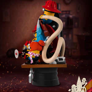 Diorama D-Stage Minions Fire Fighter #049